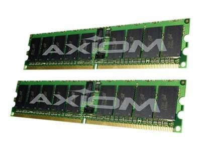 Axiom AX - DDR2 - kit - 8 GB: 2 x 4 GB - DIMM 240-pin - registered