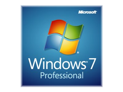 Microsoft Windows 7 Professional w/SP1 - Lizenz - 1 PC - OEM - DVD - 64-bit, LCP