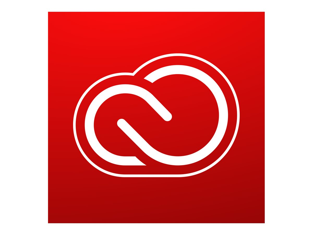 Adobe Creative Cloud for teams - All Apps - Abonnement-Lizenz - 1 benannter Benutzer - academic, Promo - Value Incentive Plan, Back-to-School