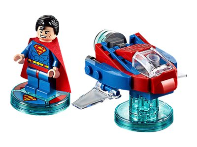 LEGO Dimensions Fun Pack Superman Additional video game figure k