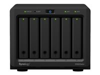 Synology Disk Station DS620slim NAS server 6 bays SATA 6Gb/s RAID 0, 1, 5, 6, 10, JBOD