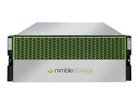 Nimble Storage Adaptive Flash CS1000H Base Hybrid storage array 24 bays