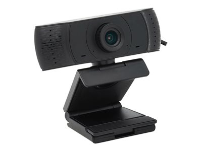 Tripp Lite HD 1080p USB Webcam with Microphone for Laptops and Desktop PCs - web camera