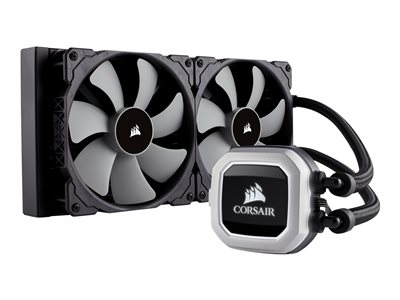 CORSAIR Hydro Series H115i PRO Liquid CPU Cooler Processors flydende kølesystem