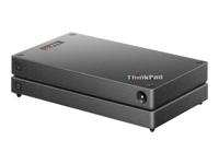 Lenovo ThinkPad Stack Wireless Router/1TB Hard Drive kit - Wireless router - 802.11a/b/g/n/ac - Dual Band - for Tablet 10; ThinkPad A285; E485; E58X; L380; L380 Yoga; L480; L580; T480; T580; X380 Yoga