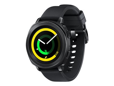 Samsung Gear Sport SM-R600 43 mm Sort Smart ur