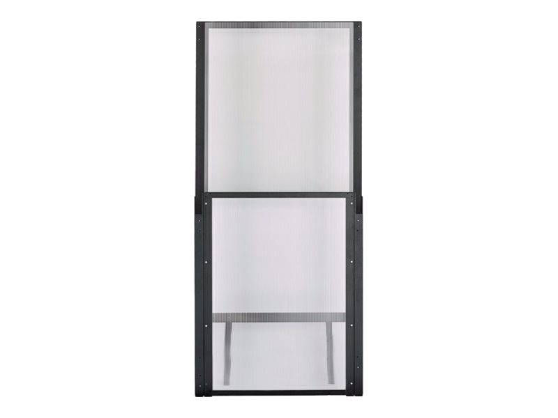 Panduit Net-Contain Hot Aisle Containment Adjustable Vertical Wall air containment wall