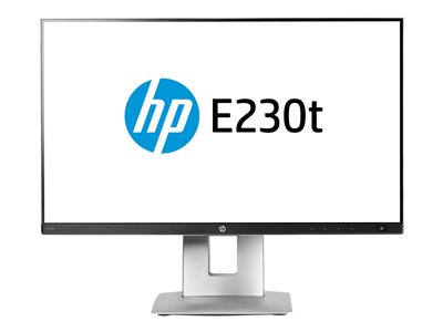 HP EliteDisplay E230t LED monitor 23INCH (23INCH viewable) touchscreen