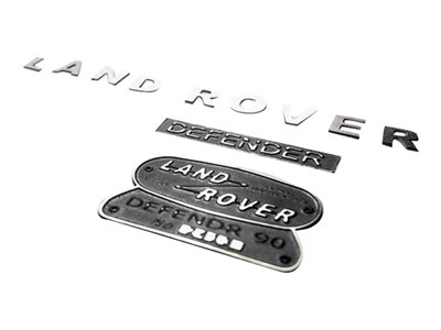 CCHand - Land Rover Defender D90 Emblem Set