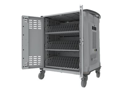 Rocstor Volt C42 Cart (charge only) for 42 tablets / notebooks lockable steel