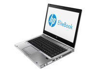 "HP EliteBook 8470p - Core i5 3360M / 2.8 GHz - Win 7 Pro 64-bit - 8 GB RAM - 320 GB HDD - 14"" HD anti-glare 1366 x 768 (HD) - HD Graphics 4000 - platinum"