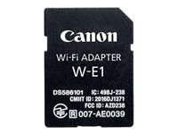 Canon W-E1 Network adapter SD 802.11b/g/n for EOS 5DS, 5DS R
