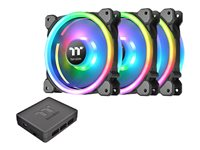 Thermaltake Riing Trio 14 LED RGB Radiator Fan TT - Premium Edition