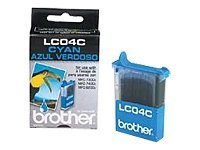 Brother LC-04C Cyan original ink cartridge for