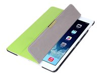 i-Blason i-Folio Smart Case Flip cover for tablet synthetic leather green