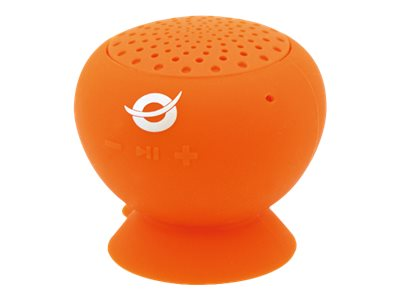 Conceptronic Wireless Waterproof Suction Speaker CLLSPKSUCO - Lautsprecher - tragbar - kabellos - Bluetooth - zweiweg