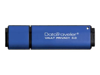 Kingston DataTraveler Vault Privacy 3.0 - USB flash drive - 16 GB