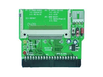 Syba SD-CF-IDE-DI - card reader - IDE