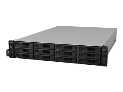 Synology RackStation RXD1215SAS Hard drive array 12 bays (SAS) SAS (external)