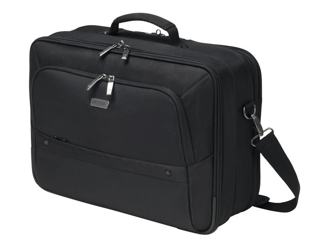 "DICOTA Multi Twin ECO SELECT - Sacoche pour ordinateur portable - 14"" - 15.6"" - noir"
