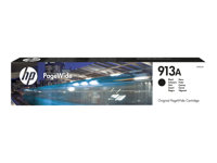 HP 913A Ink Cart PageWide Black, HP 913A Ink Cart PageWide Black