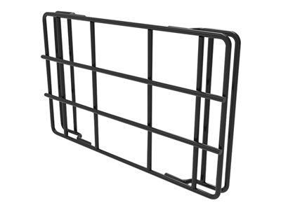 Legrand Q-Series Manager 4INCH Wide Cable management wire cage black (pack of 4)
