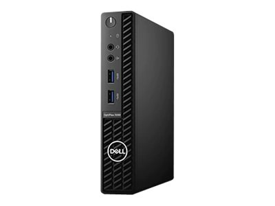 Dell OptiPlex 3080 - micro - Core i5 10500T 2.3 GHz - 8 GB - SSD 256 GB