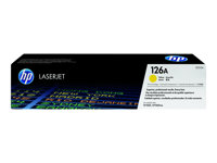 HP Toner Yellow CE312A for CP1025