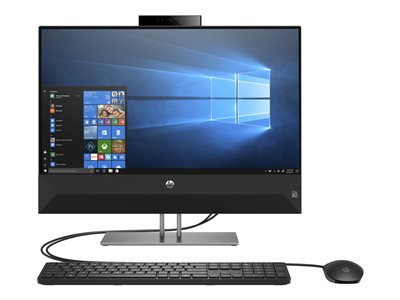 HP Pavilion 27-xa0011 All-in-one 1 x Core i5 8400T / 1.7 GHz RAM 8 GB HDD 1 TB
