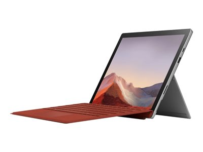 Microsoft Surface Pro 7 12.3' Sølv Windows 10 Home