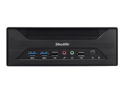 Shuttle XPC slim XH310R Slim-PC 0GB 0GB No-OS