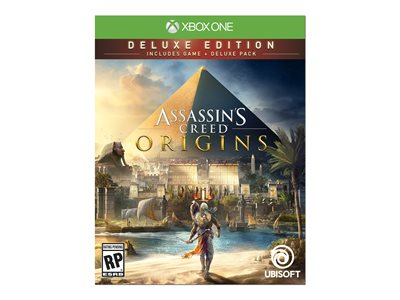AssassinFEETs Creed Origins Deluxe Edition Xbox One