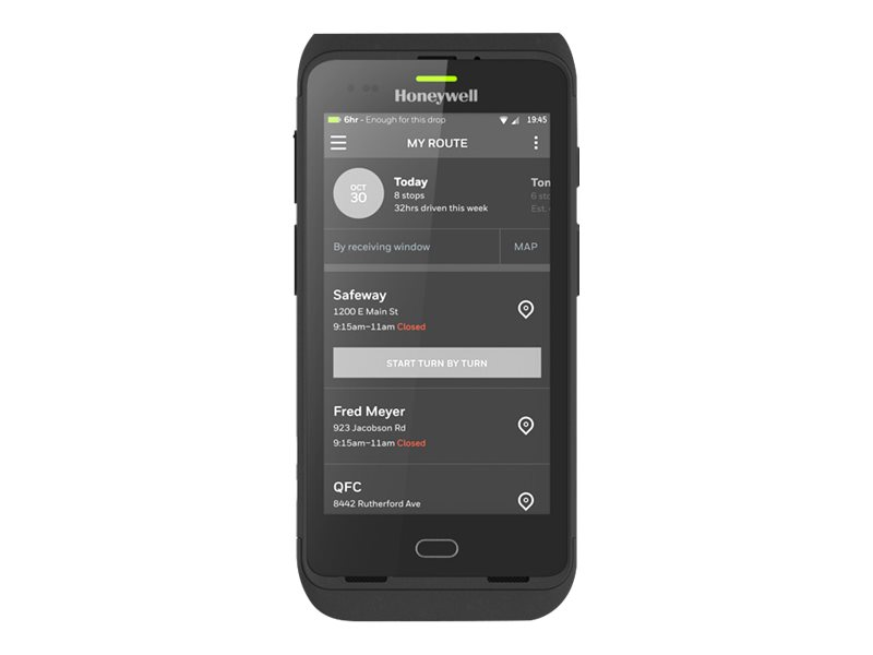 """Honeywell Dolphin CT40 - data collection terminal - Android 7.1.1 (Nougat) - 32 GB - 5"""""""