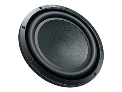 Sony XS-GSW121D - subwoofer driver - for car