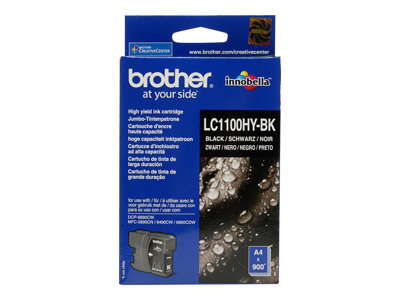Brother Brother LC1100HY - noir - cartouche d'encre originale