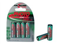 ANSMANN Energy Mignon Photo - Battery 2 x AA type