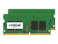 Crucial DDR4  16GB kit 2400MHz CL17  Ikke-ECC SO-DIMM  260-PIN