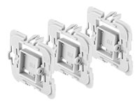Bosch Smart Home Adapter Busch-Jaeger (BJ) - Switch mounting adapter (pack of 3)