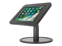 The Joy Factory Elevate II Countertop Kiosk Enclosure for tablet (45° viewing angle) lockable