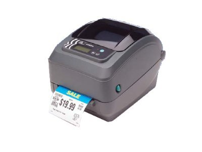 Zebra GX Series GX420t Label printer DT/TT Roll (4.25 in) 203 dpi up to 359.1 inch/min  image