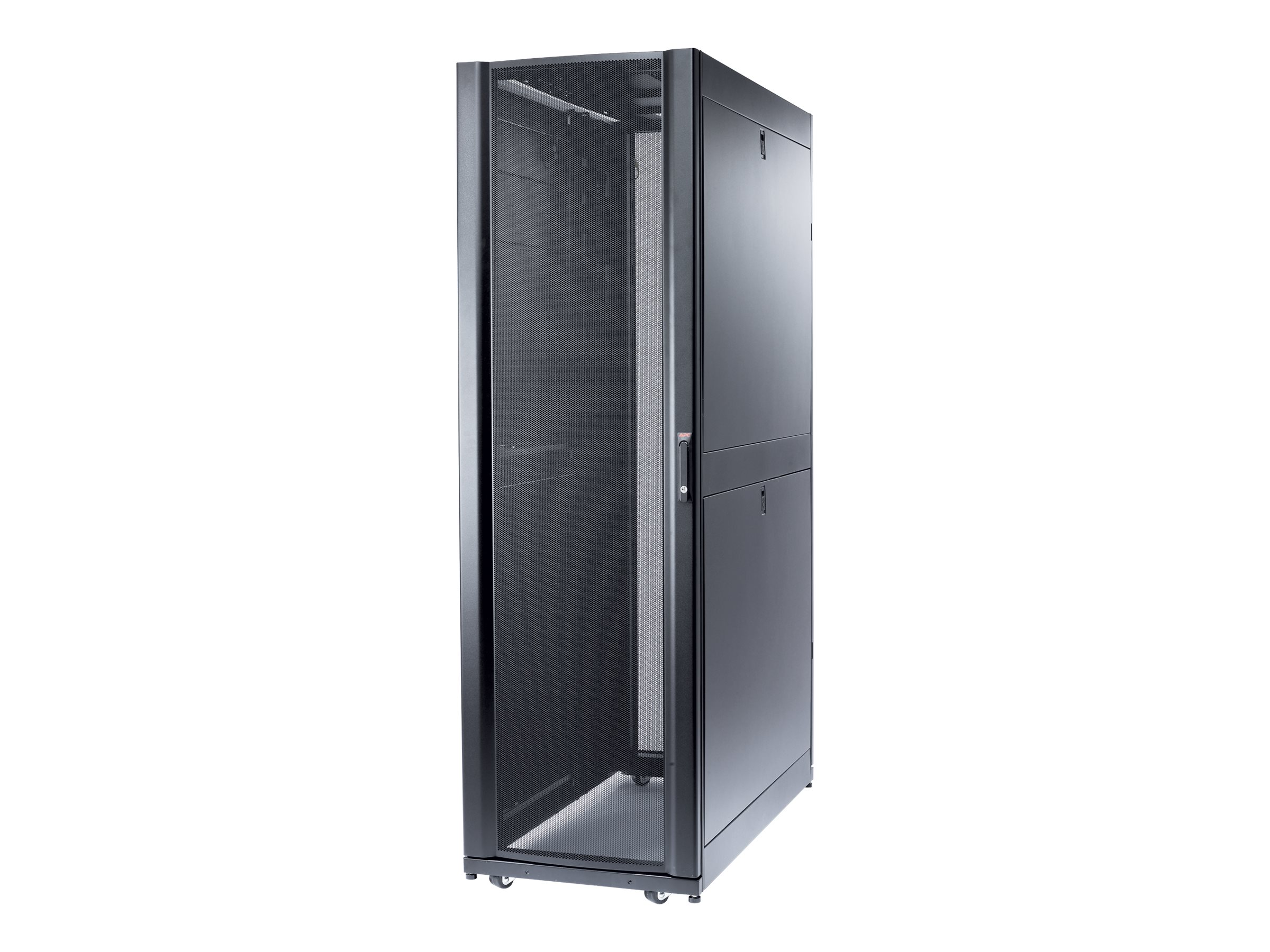 NetShelter SX Enclosure with Roof and Sides - rack - 42U