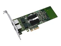 Intel I350 DP - Network adapter - PCIe x4 - Gigabit Ethernet x 2 - for PowerEdge T130, T330; PowerEdge R230, R330, R430, R440, R540, R640, R740, R940, T440, T640