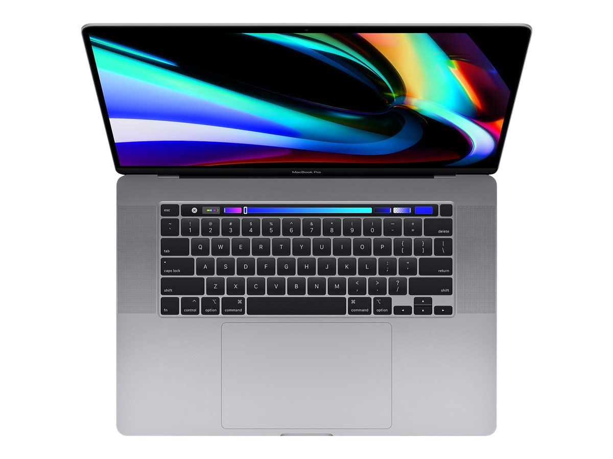 "Apple MacBook Pro with Touch Bar - 16"" - Core i7 - 16 GB RAM - 512 GB SSD - US"