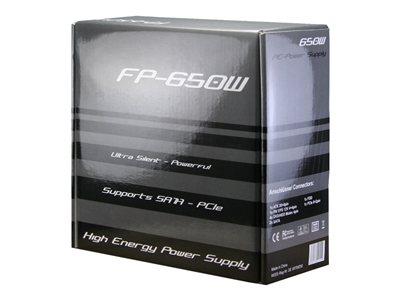 Inter-Tech FP-650W 650Watt