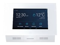 2N Indoor Touch 2.0 touch panel wireless, wired 802.11b/g/n 10/100 Ethernet white