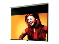 Draper Luma with AutoReturn HDTV Format Projection screen ceiling mountable, wall mountable