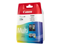 Canon PG-540 / CL-541 Multipack - 2er-Pack
