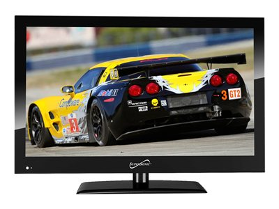 Supersonic SC-1911 19INCH Class LED TV 720p 1366 x 768