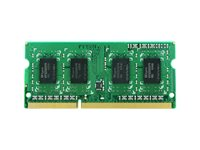 - DDR3L - 4 Go - SO DIMM 204 broches - mémoire sans tampon