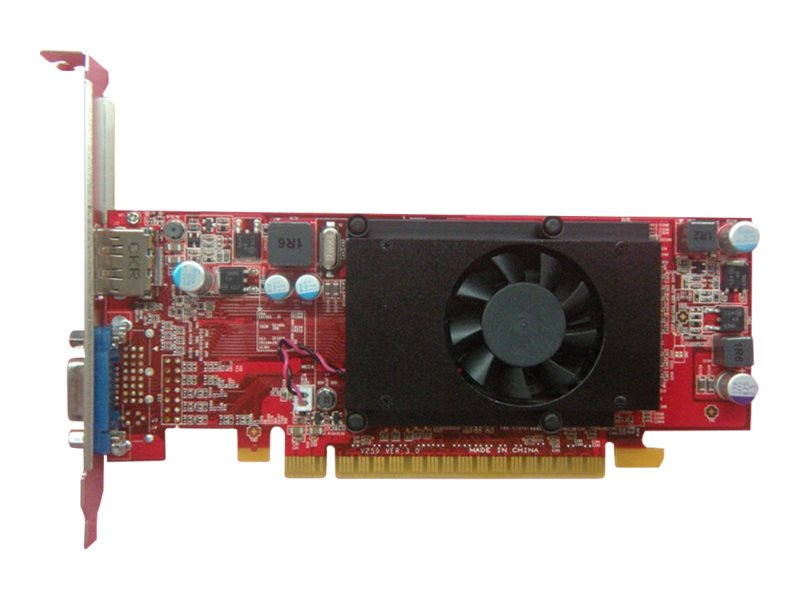 NVIDIA GeForce GT 620 - graphics card - GF GT 620 - 1 GB